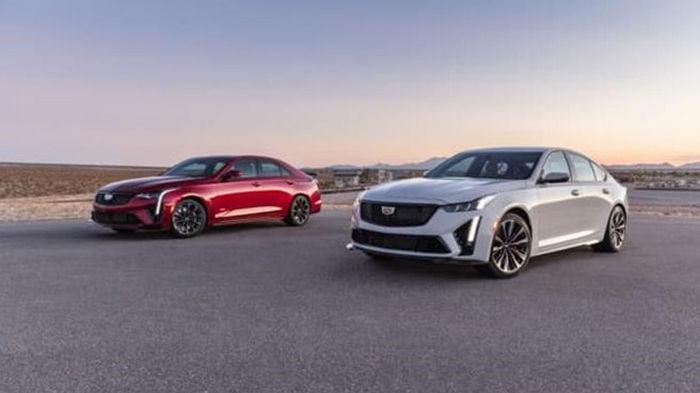 Cadillac представил самый мощный седан в истории (фото)