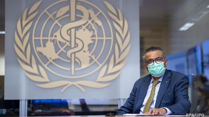 В мире третью неделю подряд снижается число заболевших COVID-19 - ВОЗ