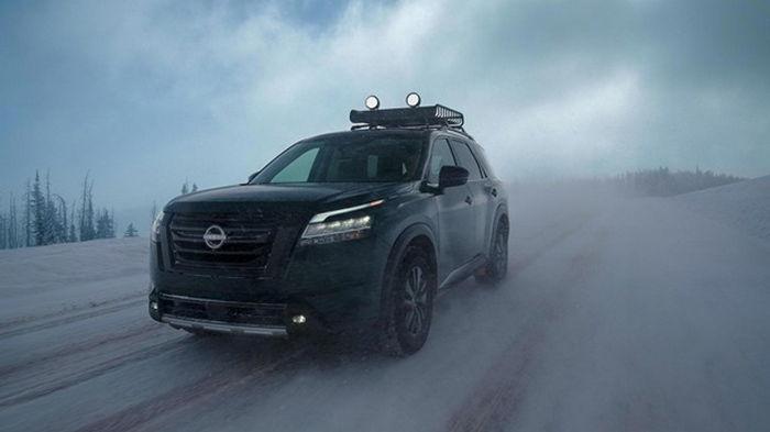 В Nissan представили внедорожник Pathfinder (фото)