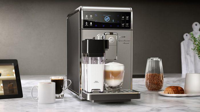 Кофемашины Saeco для истинных любителей кофе