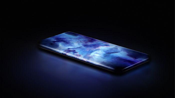 Xiaomi представила концепт смартфона с экраном-водопадом (видео)