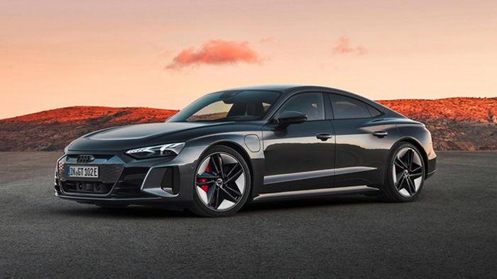 Audi представила мощный электрокар (фото)