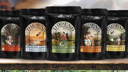В Испании выпустили чай со вкусом апокалипсиса (видео)