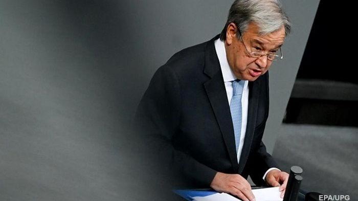 Генсек ООН назвал четыре приоритета для мира