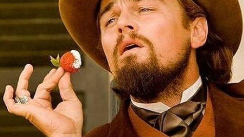 Лучшие фильмы с Ди Каприо превратили в короткий мультфильм