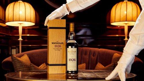 Крупнейшая в мире коллекция виски ушла с молотка за $9,4 млн (видео)