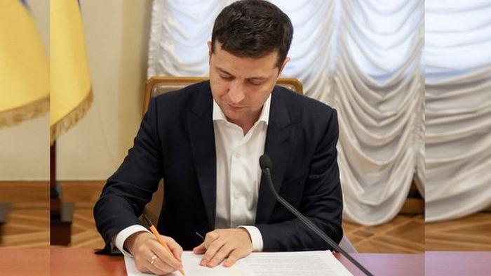Зеленский подписал закон о штрафах за нарушение пожарной безопасности
