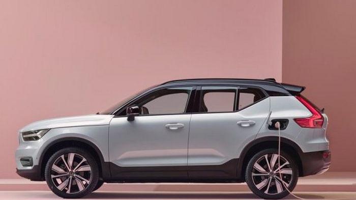 Volvo анонсировала полный переход на производство электромобилей
