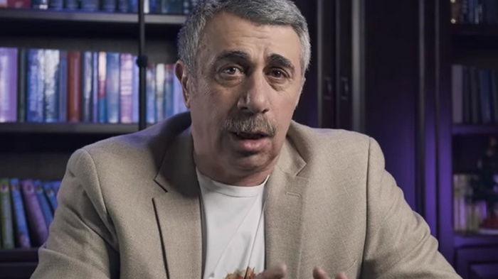 Комаровский высказался о вакцине Covishield (видео)