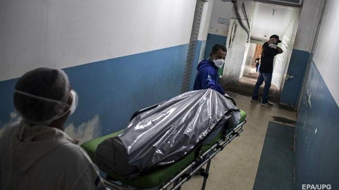 В ЕС раскрыли статистику смертей в коронавирусный 2020 год