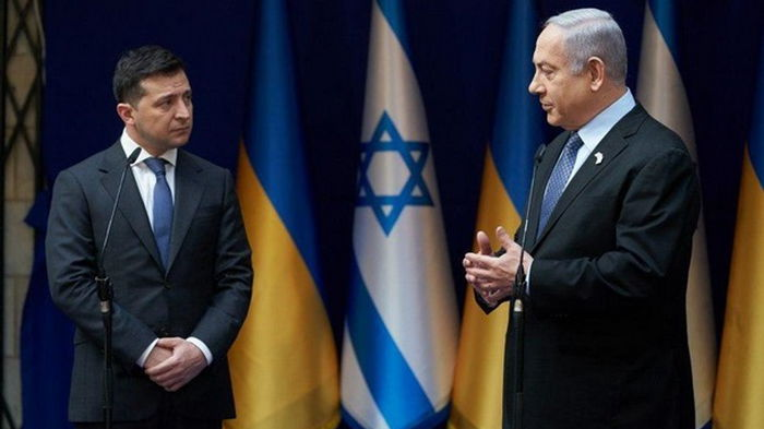 Зеленский обсудил с Нетаньяху открытие границ