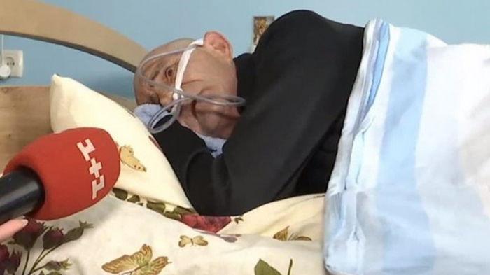 В Хмельницком мужчине вместо опухоли удалили глаз (видео)