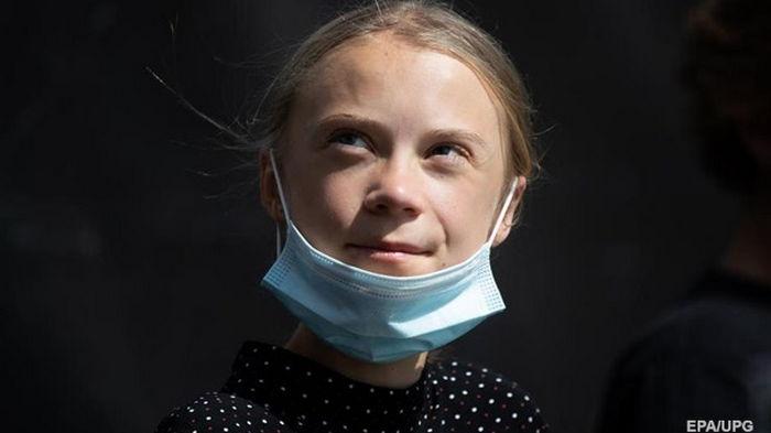 Грета Тунберг выступила против несправедливого распределения вакцин