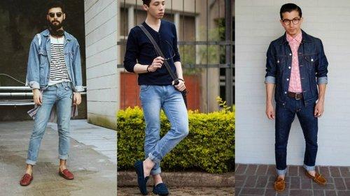 Мокасины мужские — универсальная обувь на каждый день