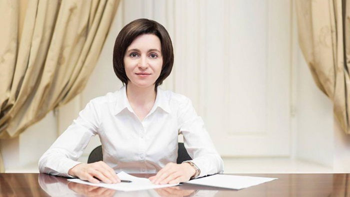 Санду распустила парламент Молдовы