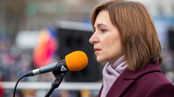 Кризис в Молдове. Украина поддержала президента Майю Санду
