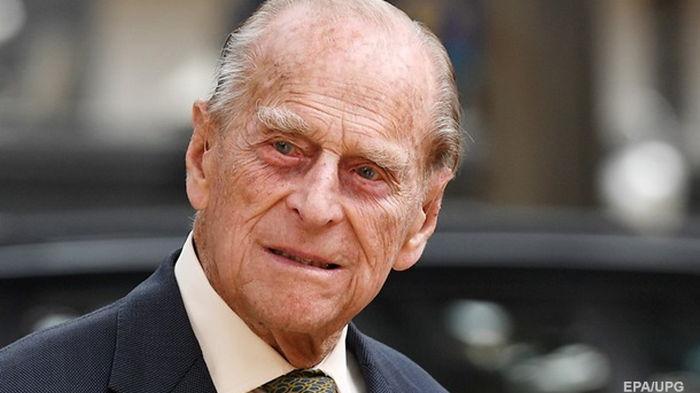 Названа причина смерти принца Филиппа