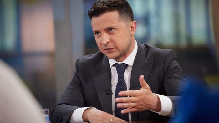 Зеленский утвердил программу Украина-НАТО на 2021 год