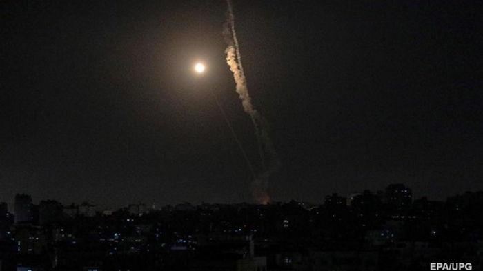 Интенсивность обстрелов Израиля упала