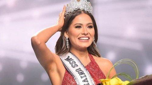 Титул Мисс Вселенная получила участница из Мексики