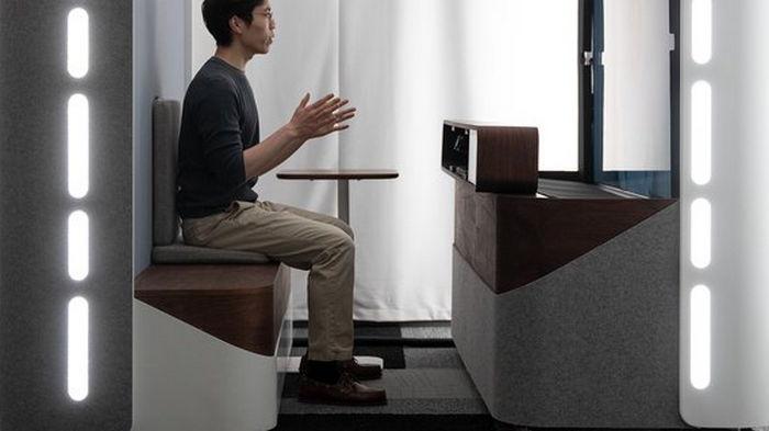 Google представила Project Starline — чат для онлайн-звонков с эффектом присутствия