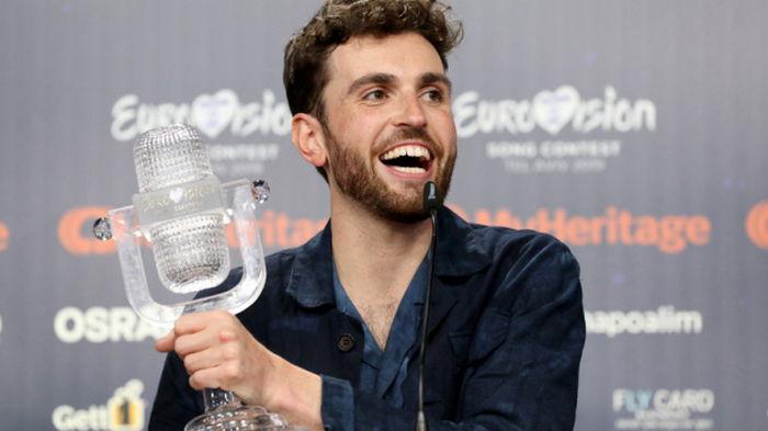 Победитель Евровидения-2019 не выйдет на сцену в Роттердаме