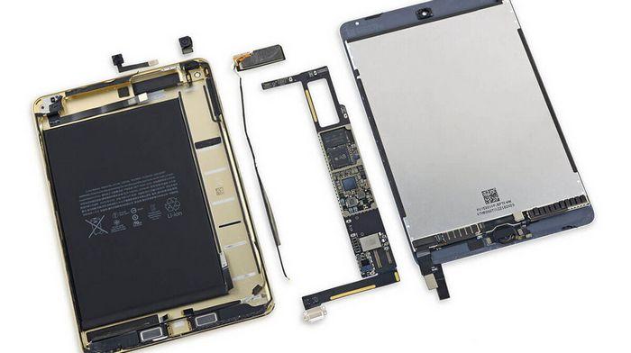 Ремонт iPad mini 4: как все происходит и что может выйти из строя?