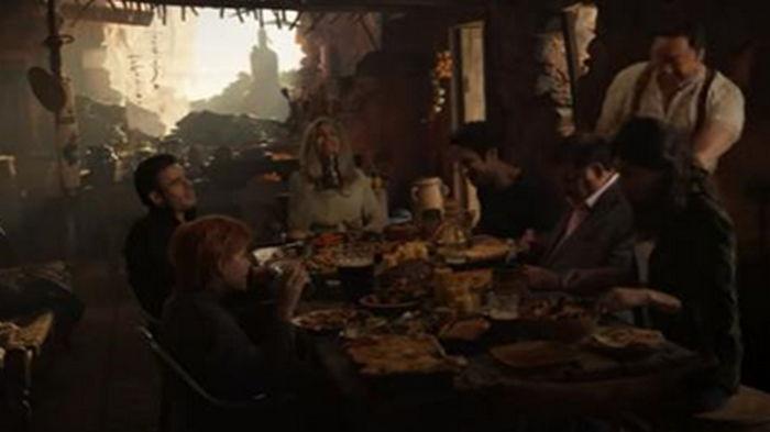 Marvel показала первый трейлер фильма Вечные