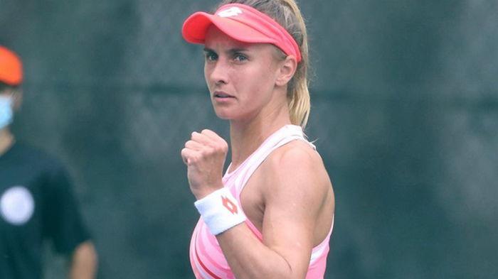 Цуренко добыла непростую победу в квалификации Ролан Гаррос