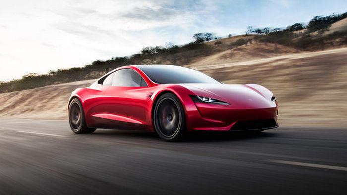 Tesla Roadster 2 может получить звание самого быстрого автомобиля планеты