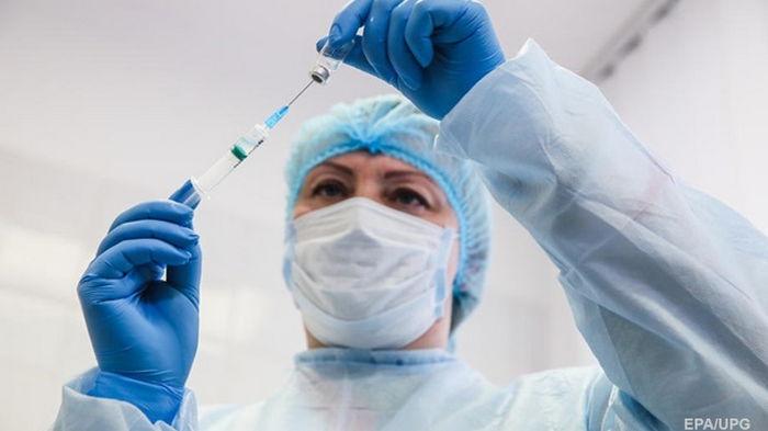 В Украине заработали еще семь центров массовой вакцинации