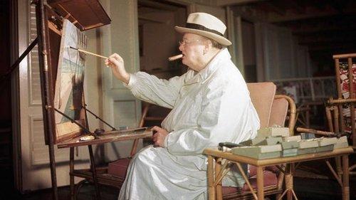 Стартовая цена — $1,5 млн. Картину Уинстона Черчилля выставят на аукцион