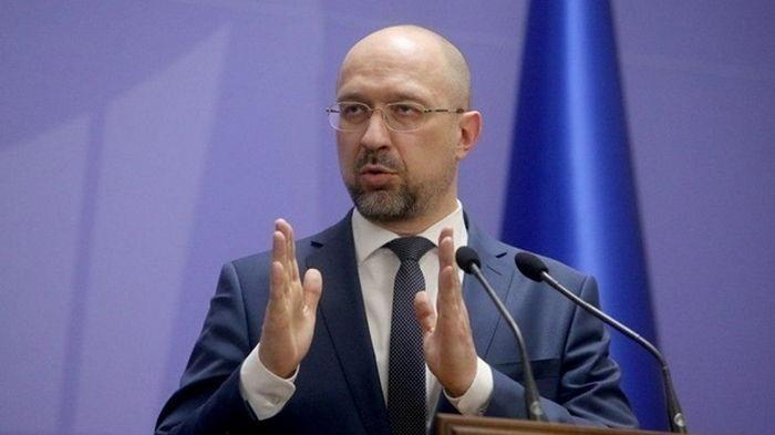 Шмыгаль заявил о рекордном увеличении экспорта Украины в ЕС