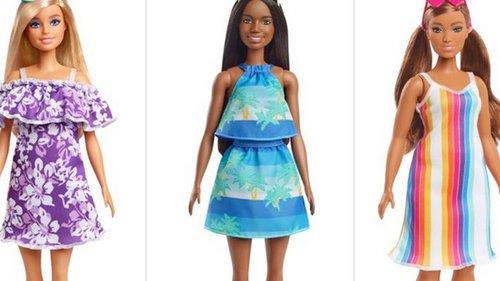 Mattel представила коллекцию Барби из океанского мусора (фото)
