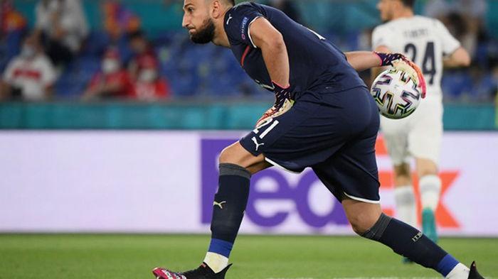 Доннарумма установил рекорд сборной Италии