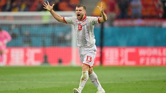 Пандев: Шевченко проделал отличную работу со сборной Украины