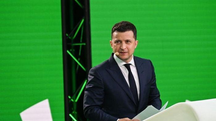 Зеленский представил программу Здоровая Украина