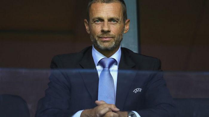 Президент УЕФА объяснил отмену правила гостевого гола
