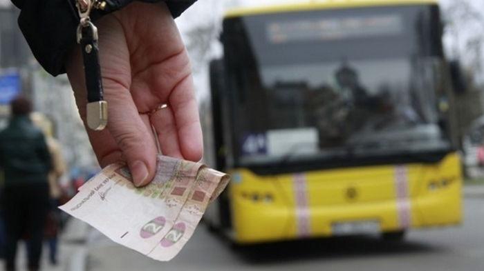 В Киеве отложили введение электронного билета в маршрутках