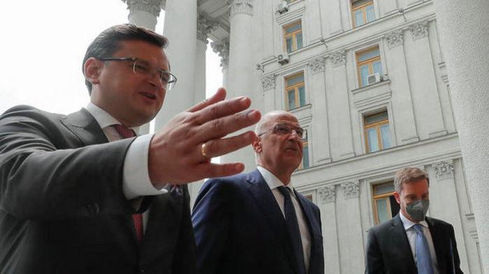 Греция поддержит вступление Украины в ЕС и НАТО