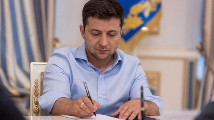Зеленский подписал закон об имуществе вузов