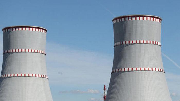 Украина отказалась от электроэнергии Белорусской АЭС