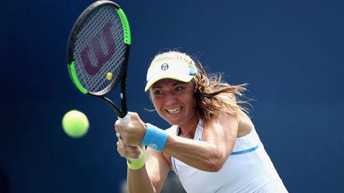 Бондаренко вышла в основную сетку турнира в Гдыне
