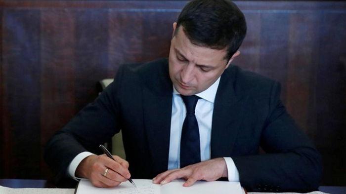 Зеленский подписал закон об изменениях в господдержке аграриев