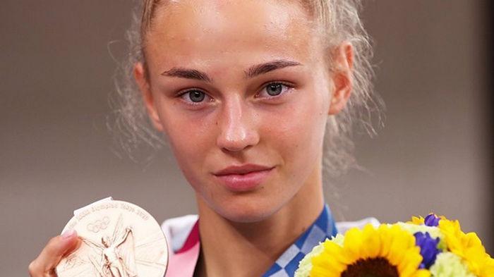 Белодед рассказала о планах на будущее и важности своей медали