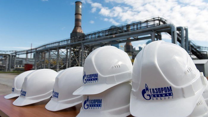 Газпром заявил о рекордной добыче газа