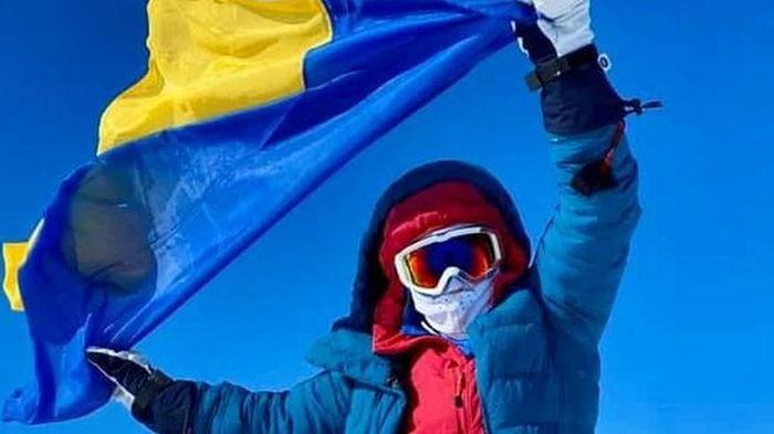 Вторая после Эвереста. Украинка покорила одну из самых сложных и высоких гор мира