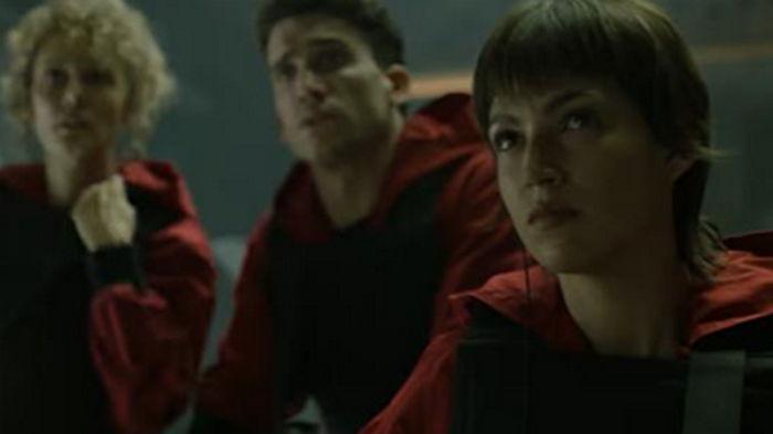 Netflix опубликовал трейлер последнего сезона Бумажного дома