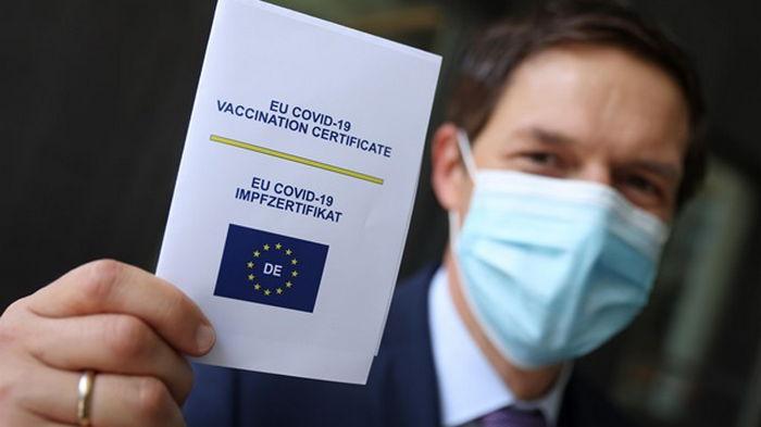 Ляшко рассказал, как получить COVID-сертификат
