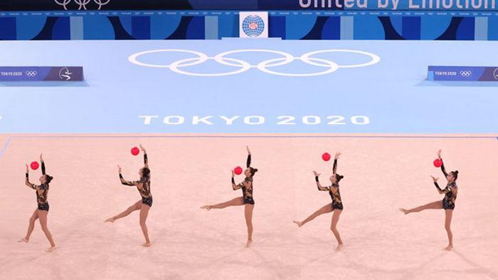 Украинские гимнастки вышли в финал Олимпиады в командном многоборье